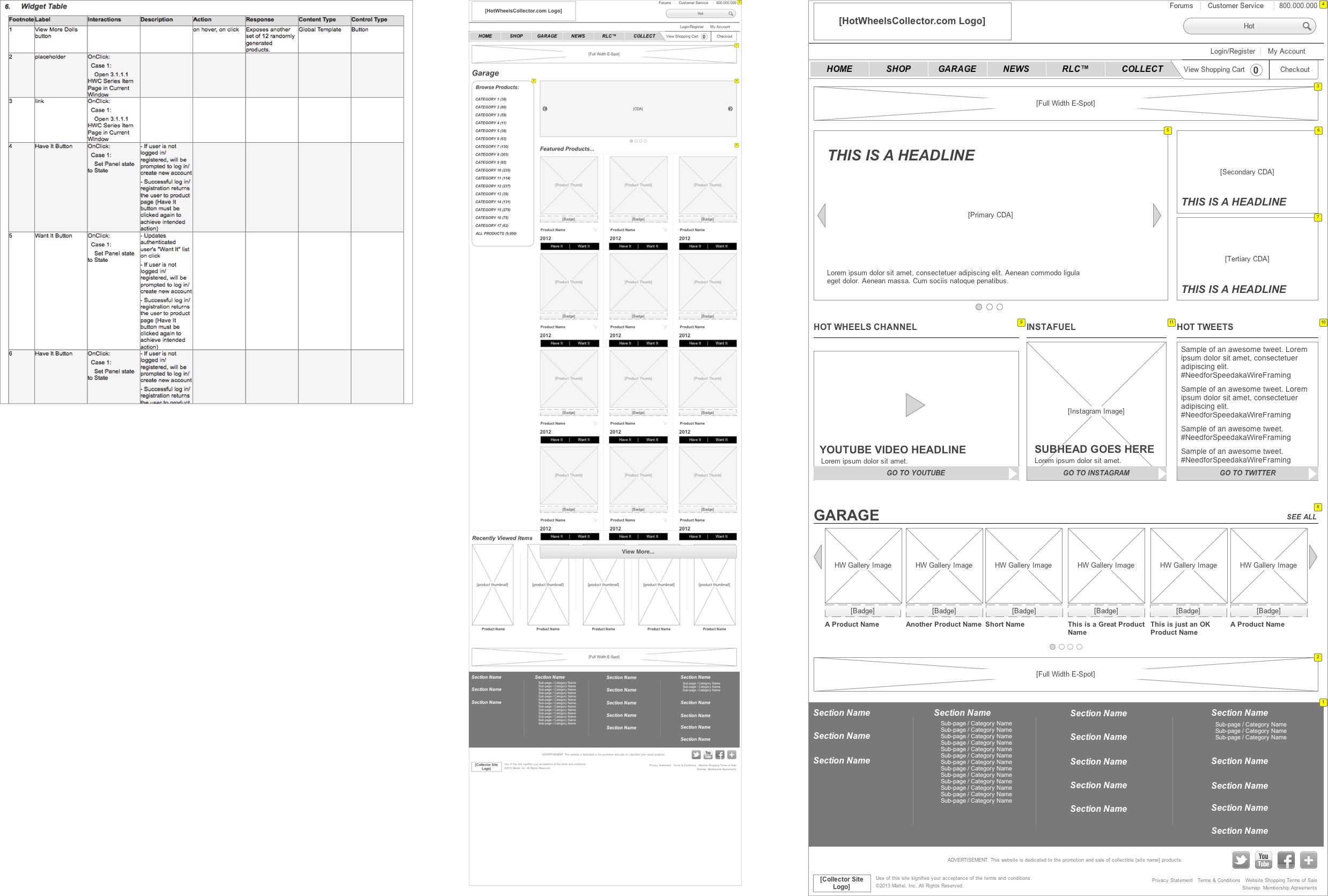 client_mattel_launchpad_wireframes